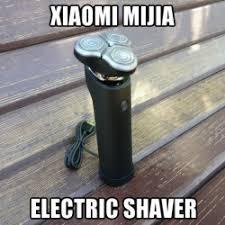 Обзор инструкции и отзыв об <b>электробритве Xiaomi Mijia Electric</b> ...