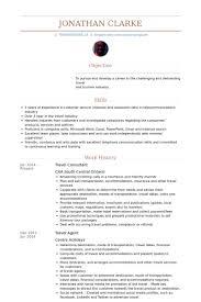 travel consultant resume samples junior travel consultant resume