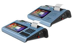 Wifi Enabled Integrated IRIS Fingerprint Biometric <b>POS Machine</b>