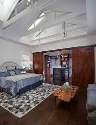 Closet Barn Doors 25 Bedrooms That Showcase The Beauty Of Sliding Barn Doors