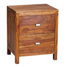 Cheap Price WL1,371 Wohnling <b>Sheesham Solid Wood</b> Bedside ...