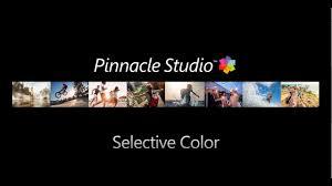 Pinnacle Studio <b>Selective Color</b> - YouTube