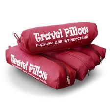 <b>Подушка</b> c эффектом памяти для путешествий • Travel Pillow ...