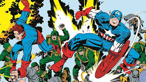 Marvel Universe Co-Creator Jack Kirby Is Having A Moment