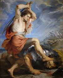 David and Goliath at http://pppministries.wordpress.com
