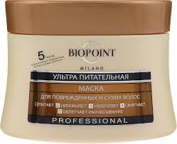 Biopoint <b>Маска Ультра питательная</b> для поврежденных и сухих ...