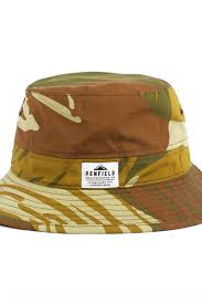 <b>Панама PENFIELD Acc Baker</b> Camo Sun Hat (Olive, S/M) | www ...