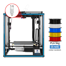 <b>Tronxy</b> X5SA 2E 3D Printer DIY Kit <b>Large Size</b> Dual Extrusion Head ...