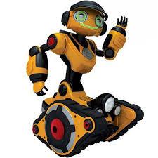 Купить <b>интерактивный робот wowwee</b> roborover (8515) в ...