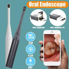 <b>Dental Oral</b> Intraoral Camera 720P HD Medical Endoscope Teeth ...