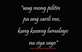 Quotes Tagalog Break Up For Him | Love Quotes Tagalog