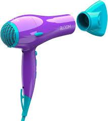 Купить <b>Фен GA</b>.<b>MA Eleganza</b> ION <b>Bloom</b> VT, фиолетовый и ...