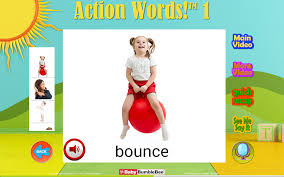 action words flashcards android apps on google play action words 1 flashcards screenshot