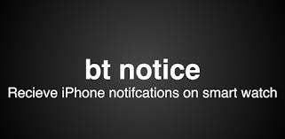 Bt Notifier -<b>Smartwatch</b> notice - Apps on Google Play