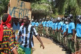 Guinea protests over 'rigged polls' | News | Al Jazeera