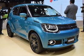 new car launches in early 2015Suzuki Ignis to launch in Germany next year  Report