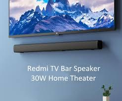 Original <b>Xiaomi Redmi TV Bar</b> Speaker (Black) – Mercury Center