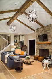 stylish family home with transitional interiors couch was custom designed by jpid and built by amazing family room lighting