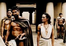 mulher esparta