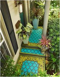 perfect cement patio