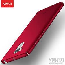MSVII <b>Пластиковый бампер</b> для Xiaomi Redmi 4 Pro | Цвет ...