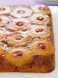 Cake recipe Pineapple Upside Down Cake 123