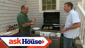 How to Install a Natural <b>Gas Barbecue Grill</b> | Ask This Old House ...