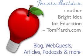 Tom March    Thesis Builder   The Original Persuasive Essay Maker Tom March