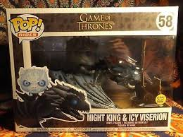 <b>Funko POP! RIDES GAME</b> OF THRONES NIGHT KING & ICY ...