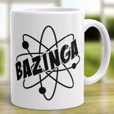 Bazinga Mug Big Bang Theory Mug Sheldon Cooper Cup <b>High</b> ...