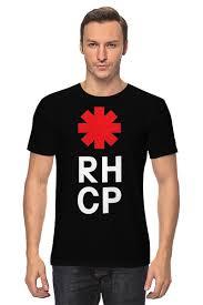 <b>Футболка классическая Red</b> Hot Chili Peppers #732182 от ...