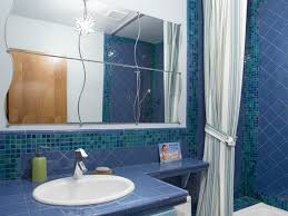 blue bathroom tile ideas: beautiful bathroom color schemes bathroom ideas uamp designs hgtv