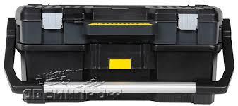 1-97-506 <b>Открытый профессиональный пластмассовый ящик</b> ...