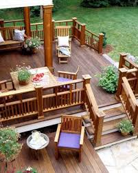 deck design ideas backyard patio  images about patio deck and screen porch ideas on pinterest craftsman