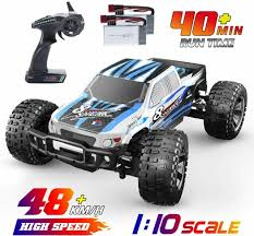 RC Cars All Terrain 45 MPH 1/12 Radio <b>Remote</b> Control High ...