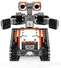 <b>UBTECH JIMU</b> Robot <b>Astrobot</b> Kit New Cosmos Kit Orange: Amazon ...
