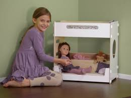 casa kids debuts their miniparker bunk bed set for dolls casa kids nursery furniture