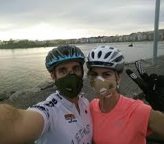 A pedalar seguros.#respro #resprouk in <b>2020</b> | Nose <b>mask</b>, Face ...
