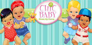 <b>Chic</b> Baby - Dress up and baby care games for kids - Apps on ...