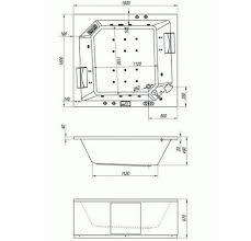 Домашний <b>мини бассейн Kolpa</b> San <b>Samson</b> 180 - купить в ...