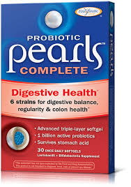 <b>Probiotic Pearls</b>™ <b>Complete</b> | Pearls Probiotics