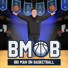 Big Man On Basketball
