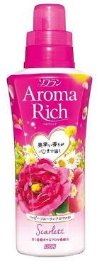 Купить <b>Кондиционер для</b> белья Aroma <b>Rich</b> Scarlett Lion 0.55 л ...