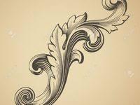 Elements of Ornament: лучшие изображения (92) | Акант ...