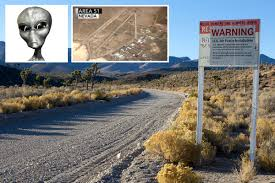 What is Area 51, where is it on Google Maps and has the Storm Area ...