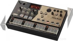 Аналаговый <b>синтезатор Korg Volca Drum</b> купить в Санкт ...