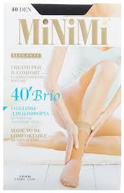 Капроновые <b>носки</b> MiNiMi Brio <b>40 Den</b>, 2 пары — купить по ...