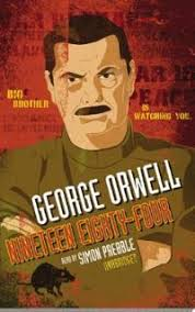 Nineteen Eighty Four by George Orwell        Hardcover  First Edition