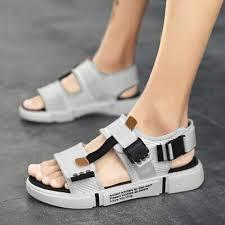 <b>GUDERIAN</b> Mens Summer Shoes Comfortable Beach Sandals Men ...