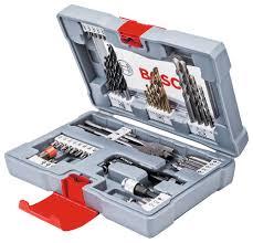 2608P00233 - <b>Bosch</b> - Professional <b>Premium</b> Mixed Drill & Bit <b>Set</b> ...